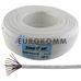 Сигнальный кабель EUROSAT 14x0.22 CCA без экрана белый