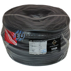 ПВС 2х2.5 мм² ЗЗЦМ черный