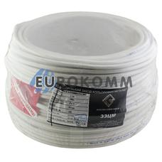 ПВС 3х1.0 мм² ЗЗЦМ белый