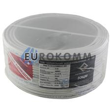 ШВВП 2х0.75 мм² ЗЗЦМ белый