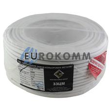 ШВВП 2х1.5 мм² ЗЗЦМ белый