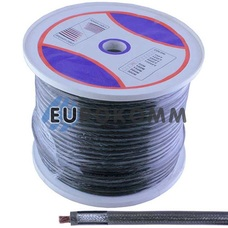 Низковольтный кабель питания Prosound 1x10.0мм²  CU прозрачно-коричневый 100м