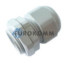 Кабельный ввод (сальник) PG-07 (3.5-6мм) белый