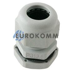 Кабельный ввод (сальник) PG-13.5 (6-12мм) белый