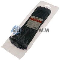 Стяжка нейлоновая PROFIX 250х5мм черная (100 шт.)