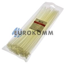 Стяжка нейлоновая PROFIX 300х5мм белая (100 шт.)