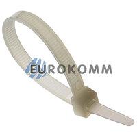 Стяжки пластиковые CHS 200х8.0мм белые (100шт.)