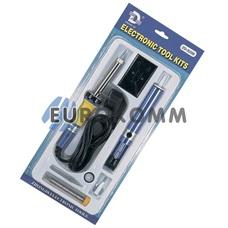 Набор ZD-920B (паяльник+подставка+припой+оловоотсос)