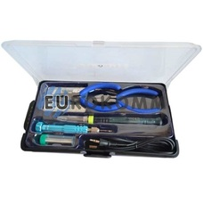 Набор ZD-972F (USB паяльник+подставка+припой+отвертка+кусачки)