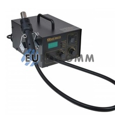 Термовоздушная паяльная станция HandsKit 850D (фен с дисплеем), 100-500°С