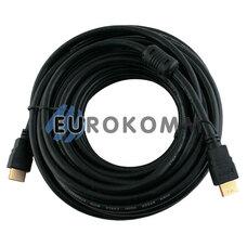 HDMI кабель (HDMI - HDMI, v1.4 с фильтрами, 10м)