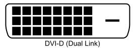 dvi-d кабель двойной