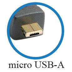 кабель micro USB-A