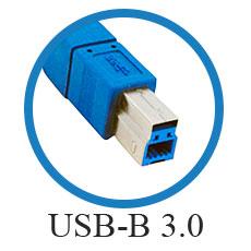 кабель USB-B 3.0