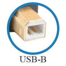 кабель USB-B