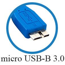 кабель micro USB-B 3.0