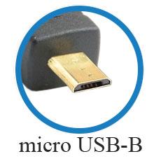 кабель micro USB-B