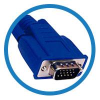 кабель VGA штекер